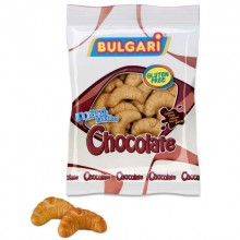 Esponjas bulgari Croissants rellenos chocolate 80 unidades.