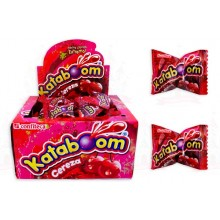 Chicle de cereza Kataboom 50u.