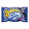 Chicles bubbaloo sabor mora azul.