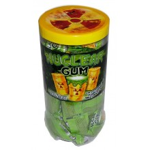 Chicle Nuclear Gum Fini 50u.