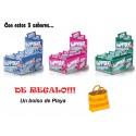 Lote Happydent menta, fresa y clorofila + Bolso de playa de regalo!!!