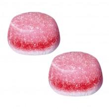 Bolsa caramelos de goma Tartitas fresa vidal 250u.
