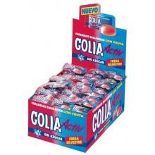 Caramelos golia activ sabor fresa silvestre 200 unidades.