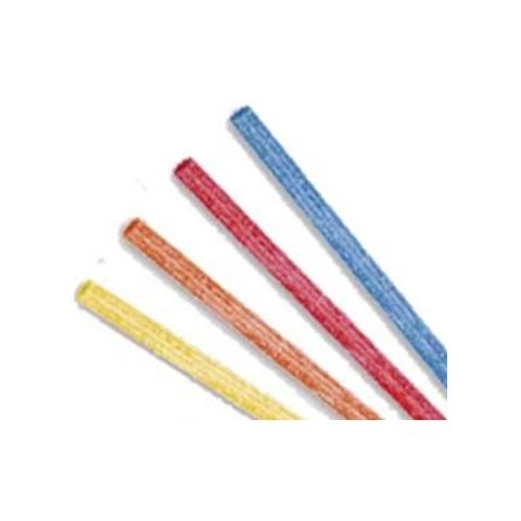 Regaliz Torcidas Colores pica 200u.