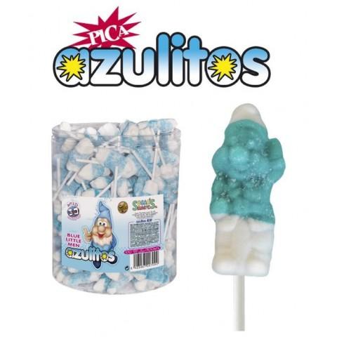 Azulito pica ácido con palo Sugar Magic bote 100u+10u GRATIS.
