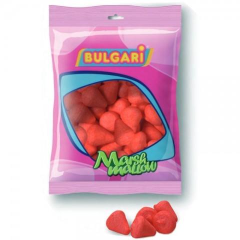 Esponjas bulgari frambuesas 75 unidades.