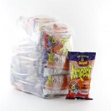 Jumpers sabor ketchup 30 unidades.