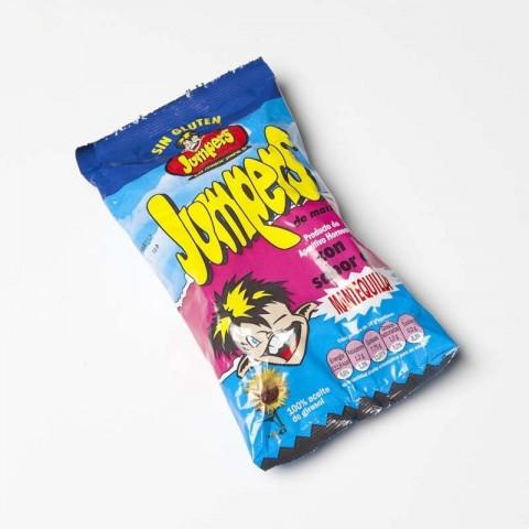 Jumpers sabor mantequilla 30 unidades.