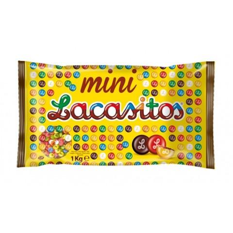 Mini lacasitos en bolsa de 1kg.