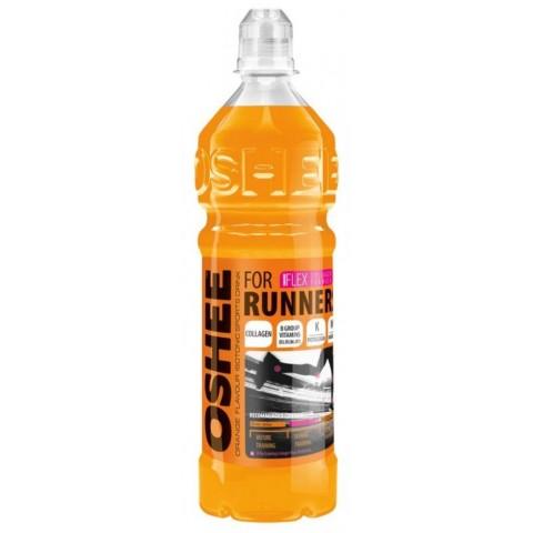 Bebida OSHEE Isotónica Orange Runners 750 ml. 6u.