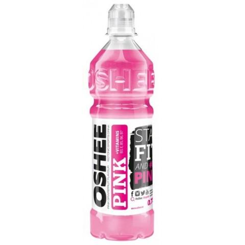 Bebida OSHEE Isotónica Pink 750 ml. 6u.