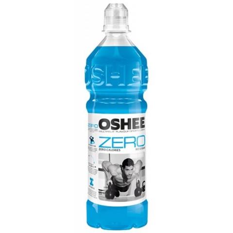 Bebida Oshee Isotónica Multifrutas Zero 750 ml 6u.