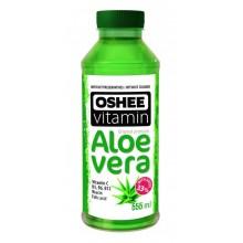 Bebida OSHEE Aloe Vera Zero 550 ml. 6u.