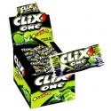 Chicles Clix sabor mojito sin azucar 200 unidades.