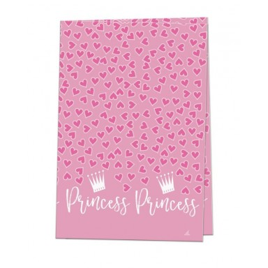 Mantel Princesas 120x180cm.