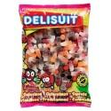 Caramelos de goma Delisuit Botellas cereza pica bolsa 1kg.