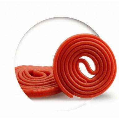 Discos regaliz fresa rojos damel 200u.