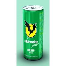 Bebida Energética Ultimate Power Mojito 250 ml. 24u.