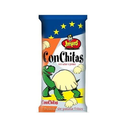 Jumpers conchitas ham flavour 40 units.