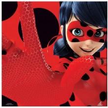 Servilletas Ladybug 20u.