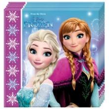 Servilletas Frozen 20u.