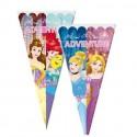 Bolsa cono Princesas Disney 50u.