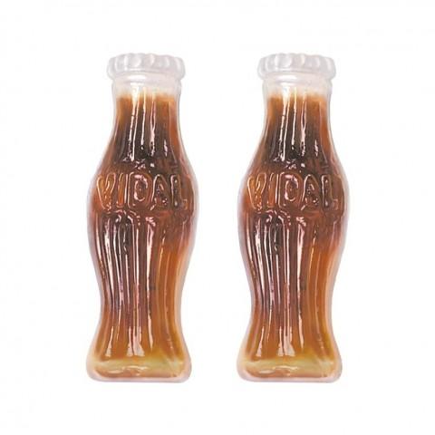 Rellenolas Botellas cola rellenas de gelatina cola de Vidal 65 unidades.