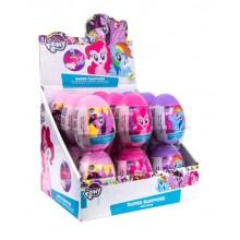 Huevos de plástico My Little Pony 18 unidades