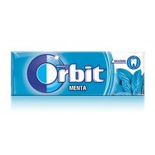 Chicles Orbit Menta formato gragea 30u.