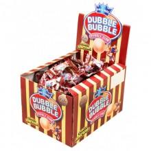 Chicles Dubble Bubble sabor cola sin gluten 150 unidades.