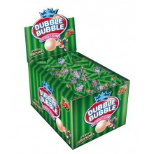 Chicles Dubble Bubble sabor sandia sin gluten 150 unidades.