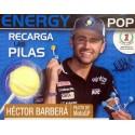 Caramelo con palo chupa Energy pop bote 100u.