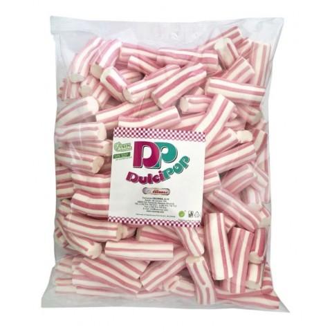 Masmelos Dulcipop Estriados 125 unidades