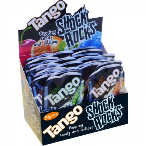 AU SOME Tango Shock Rocks 36u.
