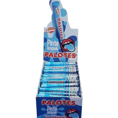 Palotes Pinta Lenguas de Damel caja de 200 unidades