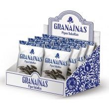 Pipas Granaínas estuche con 8 unidades de 140gr.