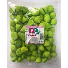 Masmelos Dulcipop Bolas Verdes 100 unidades