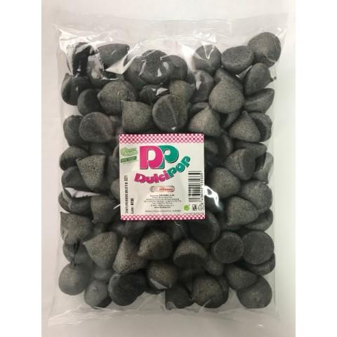 Masmelos Dulcipop Bolas Negras 100 unidades