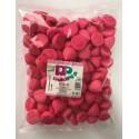 Masmelos Dulcipop Bolas Rosas 100 unidades