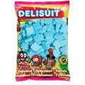Caramelos de goma Delisuit Nubes Azules bolsa 1kg.