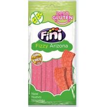 Bolsita Fini 80gr Fizzy Arizona Lenguas fresa azúcar sin gluten 20 unidades.