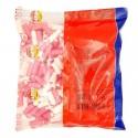 Haribo balla balla rosa y blanco 1kg.
