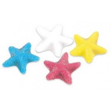 Caramelos de goma Fini Estrellas de mar con azucar 1 kg.