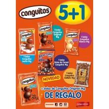 Lote Conguitos 5+1