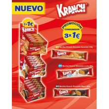 Lote Lacasa Kranch 3 sabores