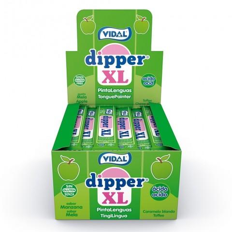 Dipper XL Manzana Pintalenguas 100u.