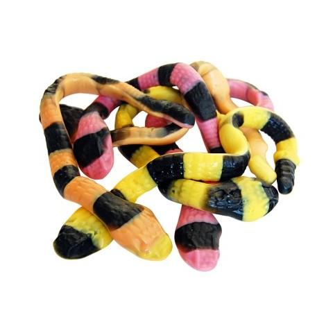 Caramelos de goma Trolli Anacondas bote 48u.
