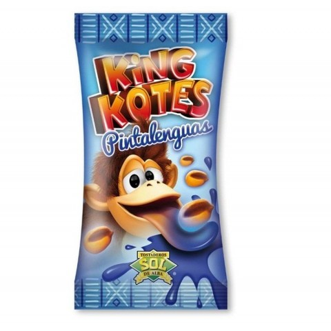 King Kotes Pintalenguas 32u.