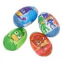 Huevos de chocolate Pj Masks 24u.