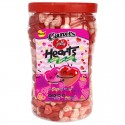 Canels Jelly Hearts 1'4kg.